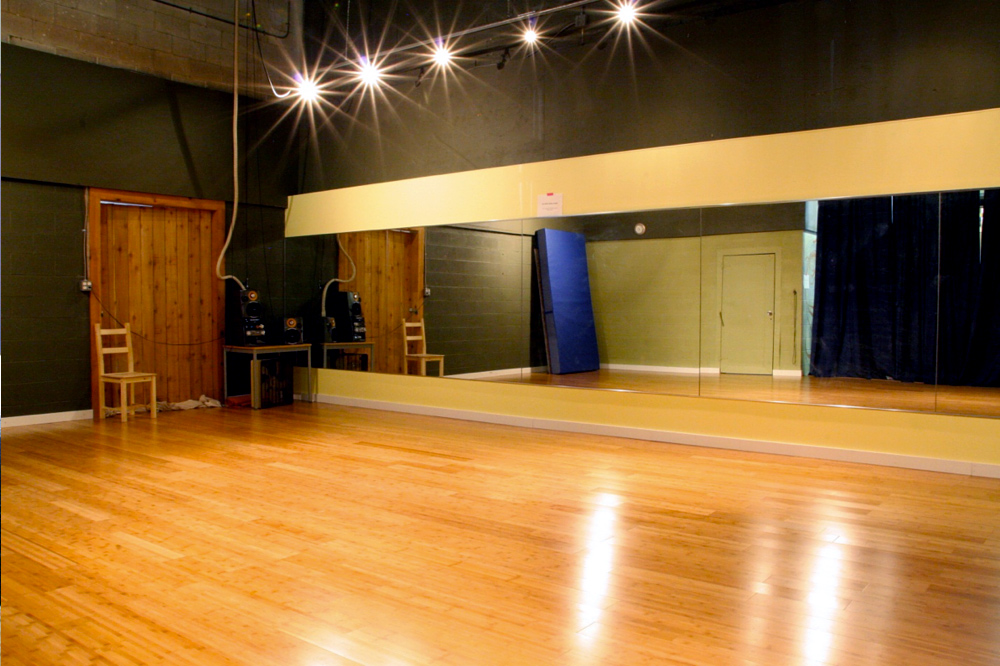 our online calendar shows when the space is available ballroom