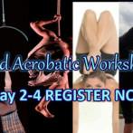 2014 Workshop Weekend