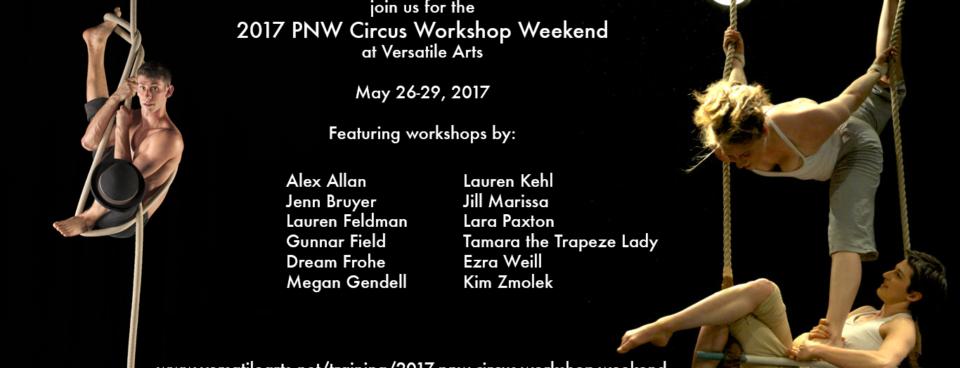 2017 PNW Circus Workshop Weekend