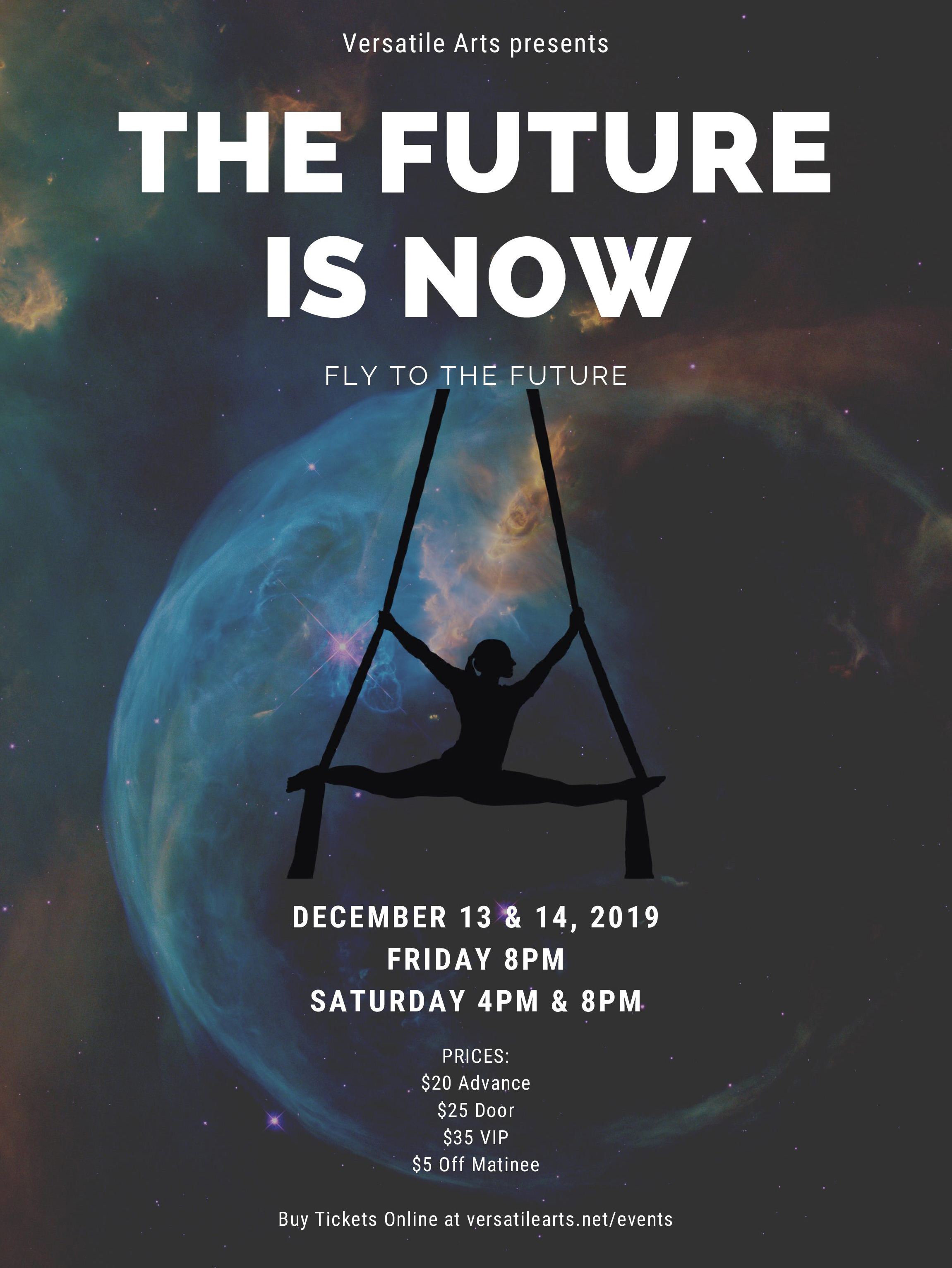 Versatile Arts Youth Show: The Future is Now